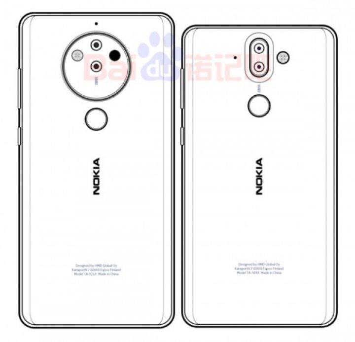 Cum va arăta Nokia 10, primul smartphone care va avea camera foto principală cu 5 lentile