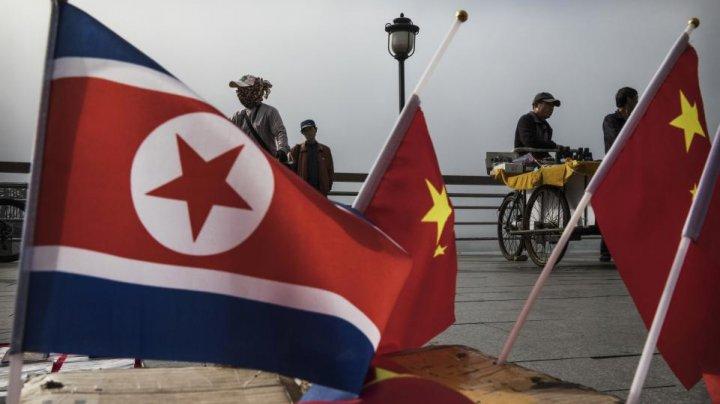 Lovitură pentru Coreea de Nord. China limitează exporturile de petrol şi oţel