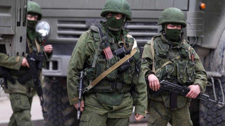 """Ucraina a votat o lege care califică drept """"ocupaţie temporară rusă"""" conflictul armat din estul ţării"""