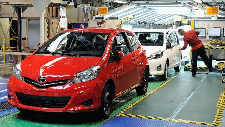 Toyota va investi 400 de milioane de euro în uzina din nordul Franţei