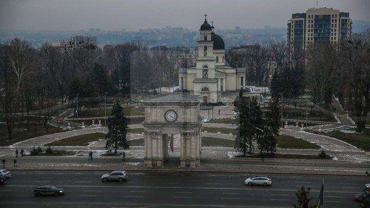 COD PORTOCALIU DE LAPOVIȚĂ: Cantitatea de precipitații va ajunge până la 25 de litri pe metrul pătrat