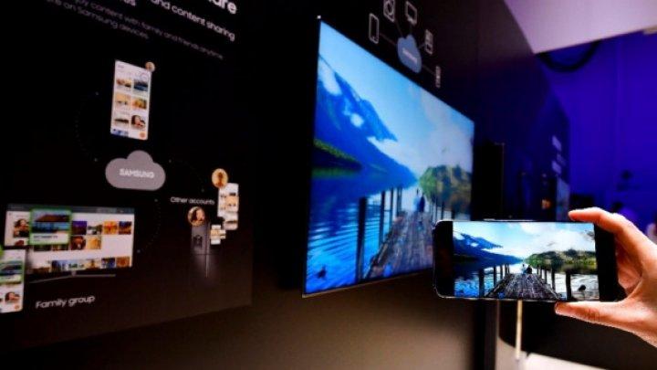 Samsung a prezentat The Wall, un televizor modular uriaş. Cum arată