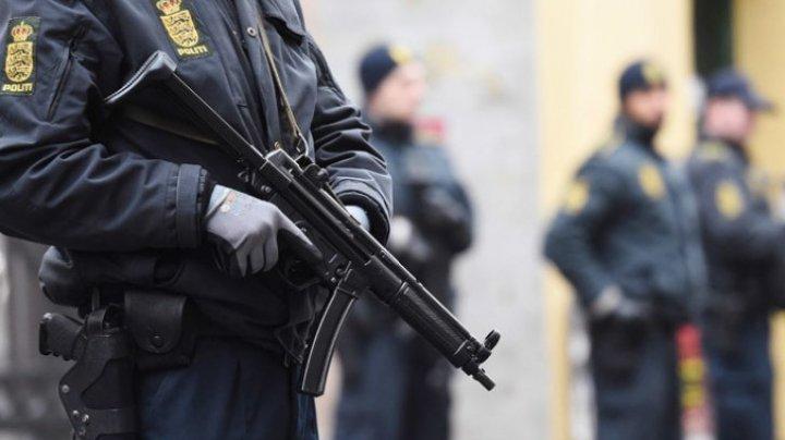 ALERTĂ la ambasada Statelor Unite din Copenhaga, după ce a fost descoperit un obiect suspect