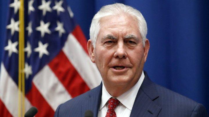 Rex Tillerson: Statele Unite trebuie să acorde o mare importanţă relaţiei cu Marea Britanie