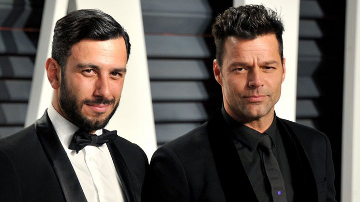 Ricky Martin şi Jwan Yosef s-au căsătorit. Când vor face nunta