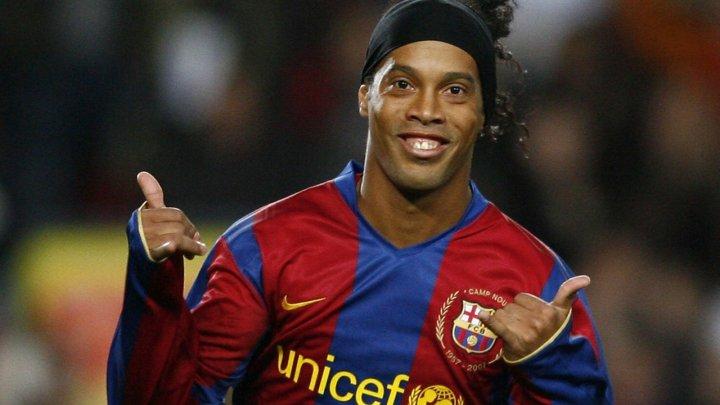 Ronaldinho a intrat în politică, fiind membru al unui partid de dreapta