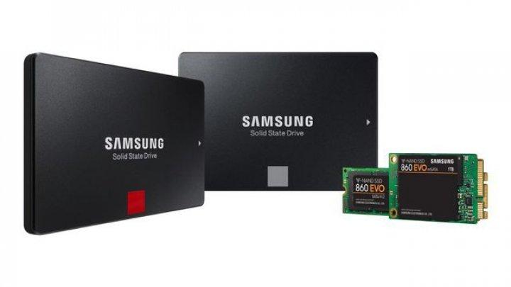 Inovaţii semnificative în industria SSD-urilor. Samsung a lansat noile 860 PRO şi 860 EVO, cu tehnologie V-NAND