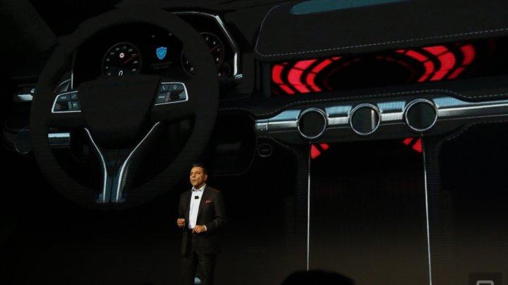 CES 2018. Samsung lansează o platformă pentru mașinile autonome