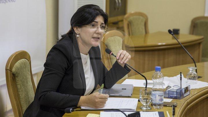 Silvia Radu se duce la Iași pentru a sărbători înfrățirea cu municipiul Iași