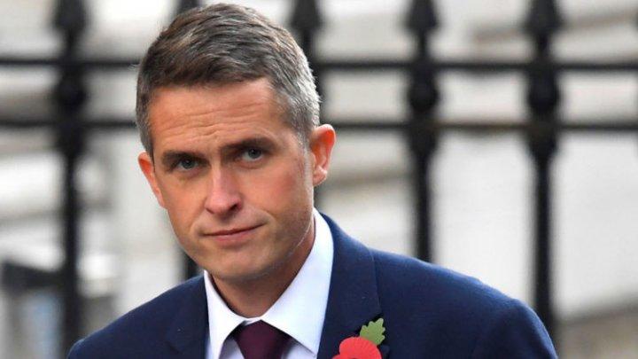 Ministrul apărării britanic, Gavin Williamnson, a acuzat Moscova că spionează infrastructura strategică a Marii Britanii