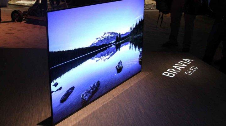 Sony a prezentat noua serie de televizoare 4K HDR OLED, încadrate la gama premium