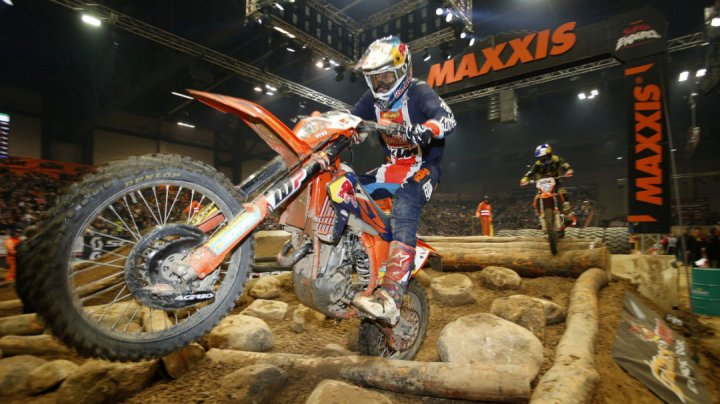 Americanul Cody Webb a câştigat etapa a doua din SuperEnduro