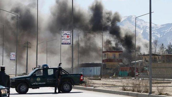 Principala academie militară din Afganistan, ţinta unui ATAC. Cel puţin un mort şi mai mulţi răniţi