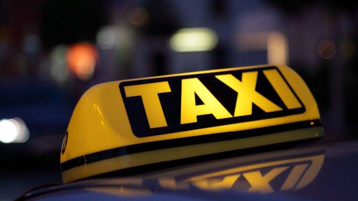 Un taximetrist a urcat beat la volan și a provocat un grav accident: Am adormit și se întâmplă