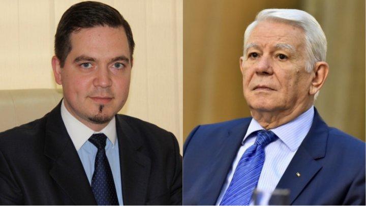 Ministrul afacerilor externe și integrării europene, Tudor Ulianovschi, a fost felicitat de omologul său român