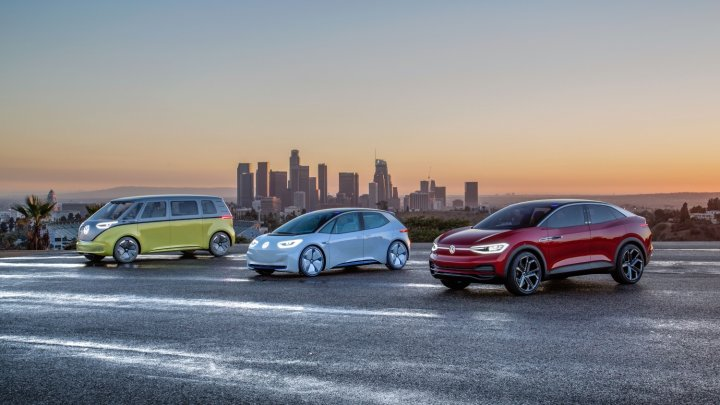 Volkswagen vrea să construiască o divizie dedicată mașinilor electrice