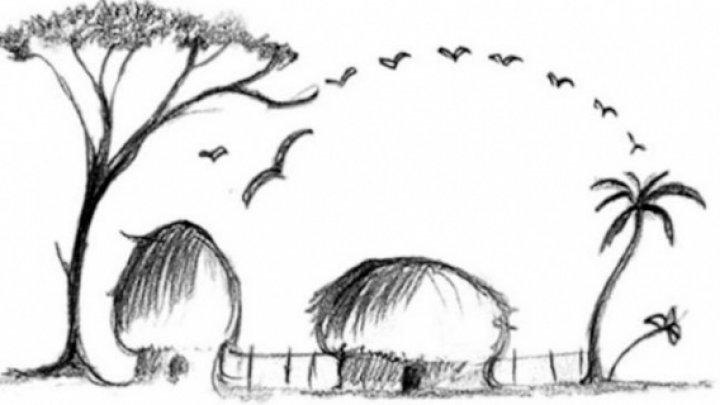 TEST psihologic: Află care este sursa problemelor din viața ta. Ce vezi în desen?