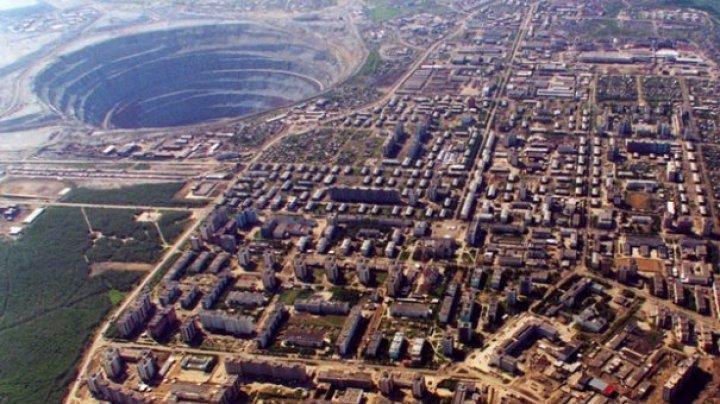 Care ţară este cea mai mare producător de diamante din lume