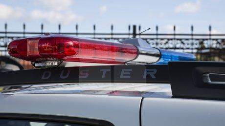 Un bărbat, lovit de o maşină pe Viaduct. Poliţia, la faţa locului (VIDEO)