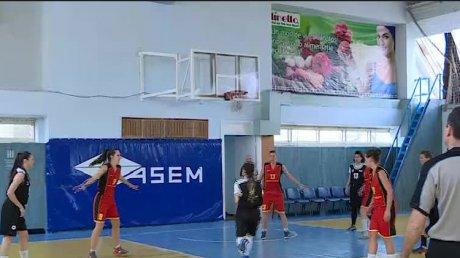 Jucătoarele BC Sîngerei este de neoprit. Echipa din nordul Moldovei a dispus de ASEM cu 77-50