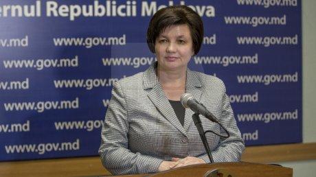 Svetlana Cebotari: Valorizarea pensiilor se va încheia mai rapid decât se preconiza, urmare a creşterii bunăstării economice a ţării