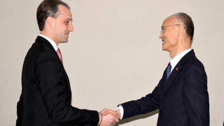 China va sprijini, în continuare, Republica Moldova în intensificarea cooperării militare