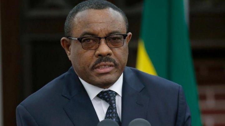 Administraţia din Etiopia decretează stare de urgenţă după demisia premierului Hailemariam Desalegn