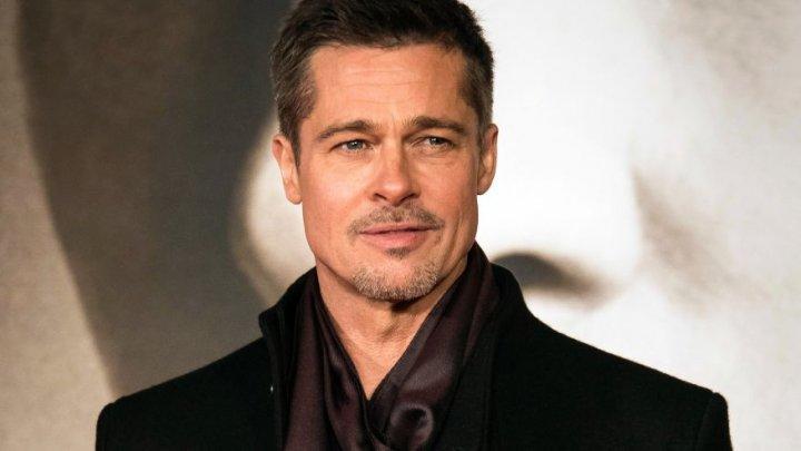 Brad Pitt a fost implicat într-un accident auto