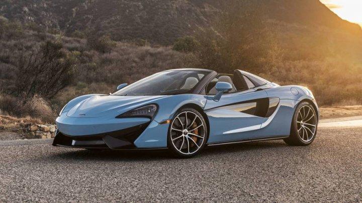 McLaren pregătește modele cu propulsie hibridă și tehnologii autonome