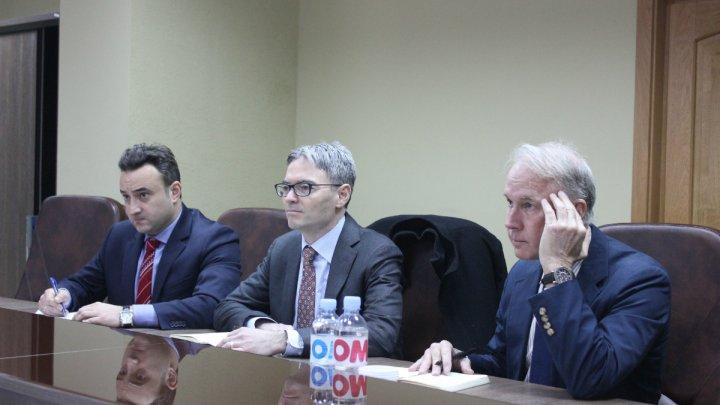 Oportunități de modernizare a sistemului penitenciar, discutate cu reprezentanții ambasadei SUA