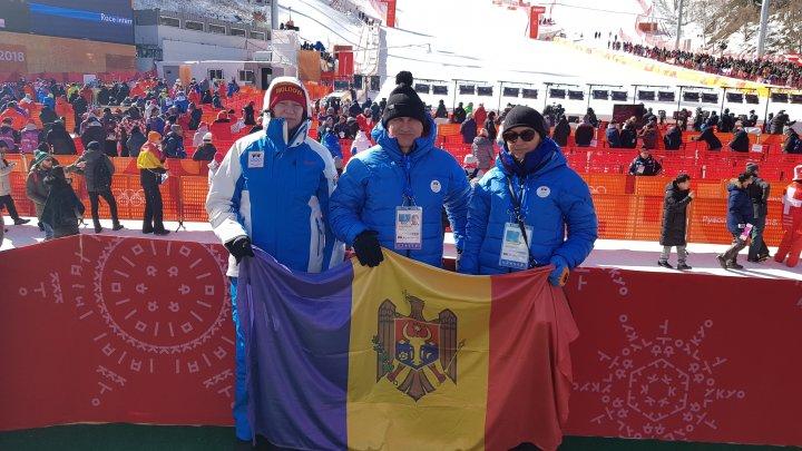 Debut la jocurile Olimpice. Austriacul care reprezintă Republica Moldova s-a clasat pe locul 41 în proba de coborâre