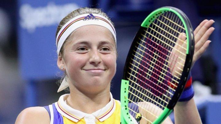 Tenismena letonă Jelena Ostapenko adoră dansul, şi urmează cursuri ori de câte ori ajunge la Riga