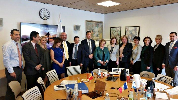 O nouă rundă de negocieri a Acordului între Republica Moldova și Israel în domeniul securității sociale