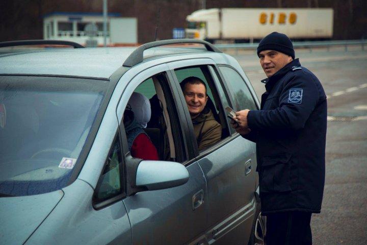 Poliția de Frontieră: Călătoriți cu dragoste și plăcere (GALERIE FOTO)