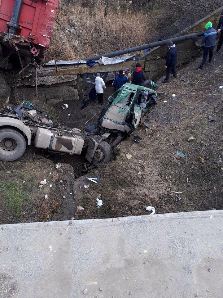 ACCIDENT HORROR la Taraclia. Şoferul a scăpat cu viaţă în mod miraculos (VIDEO)