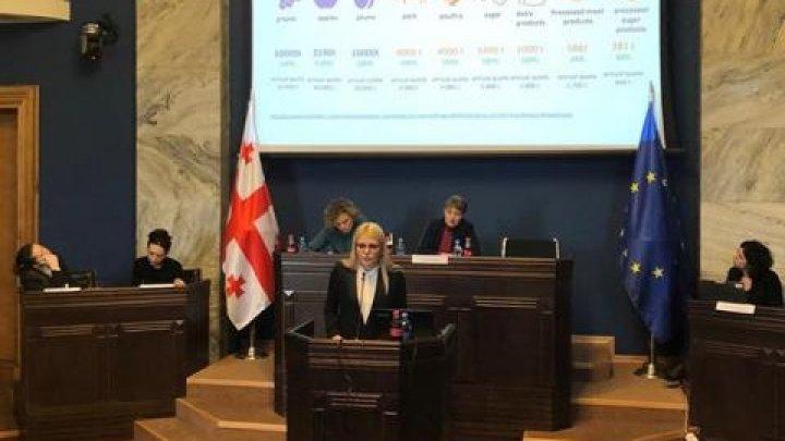 Moldova a înregistrat progrese în implementarea Acordului de Liber Schimb Aprofundat și Cuprinzător