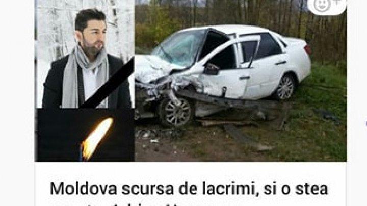 Ştirea cu Adrian Ursu care ar fi murit, este VIRUS. Nu daţi click (FOTO)