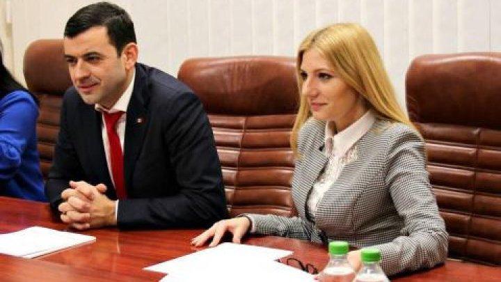 Chiril Gaburici a avut o întrevedere cu Ambasadorul Republicii Azerbaidjan la Chișinău. Despre ce au discutat
