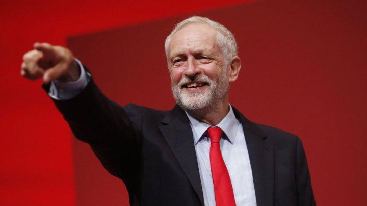 Liderul opoziţiei laburiste britanice pledează pentru o nouă uniune vamală cu UE după Brexit