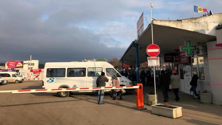 Gara auto din oraşul Cimişlia va fi dotată cu un grup sanitar nou (FOTO)
