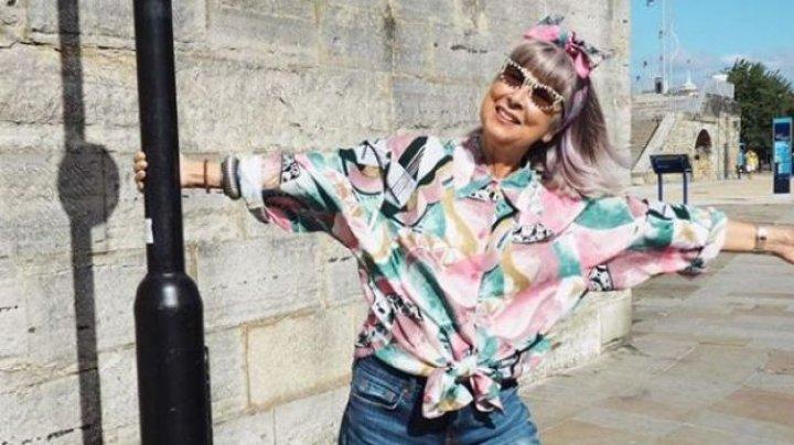SENZAŢIONAL! O femeie face senzaţie pe internet la vârsta de 68 de ani! Prin blogul său a dovedit că stilul nu are vârstă