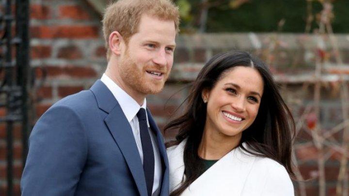 Cine sunt actorii care îi vor juca pe prinţul Harry şi Meghan Markle în filmul A Royal Romance (FOTO)