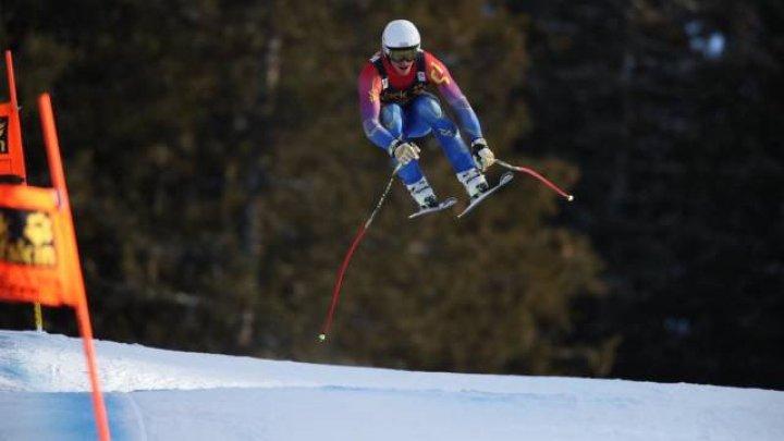 Christopher Hoerl s-a clasat pe locul 40 în proba masculină de coborâre la Jocurile Olimpice
