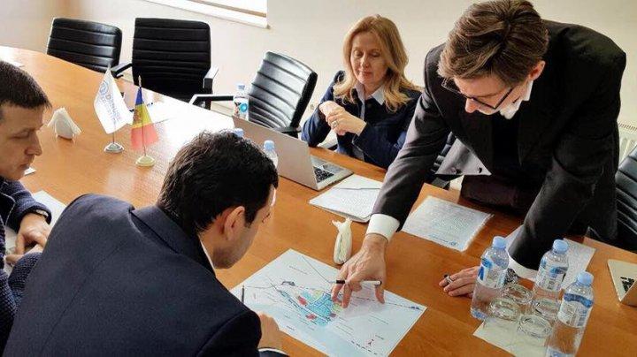 Oportunitățile Zonei economice libere Giurgiulești, discutate de Chiril Gaburici și Thomas Moser