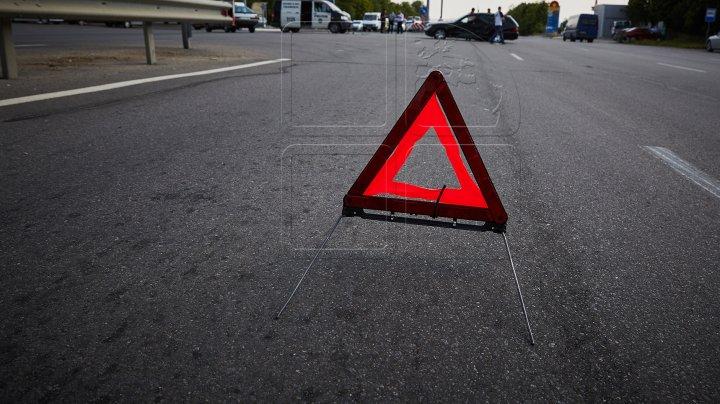 ATENȚIE, ȘOFERI! În centrul Capitalei s-a produs un accident. Pe ce stradă se circulă cu dificultate