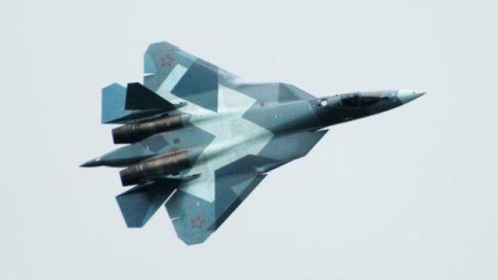 Rusia a testat peste 200 de tipuri noi de arme în Siria