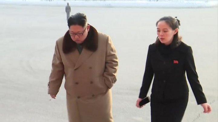 Cât a plătit Coreea de Sud pentru cazarea de regină a lui Kim Yo Jong, sora dictatorului nord-coreean
