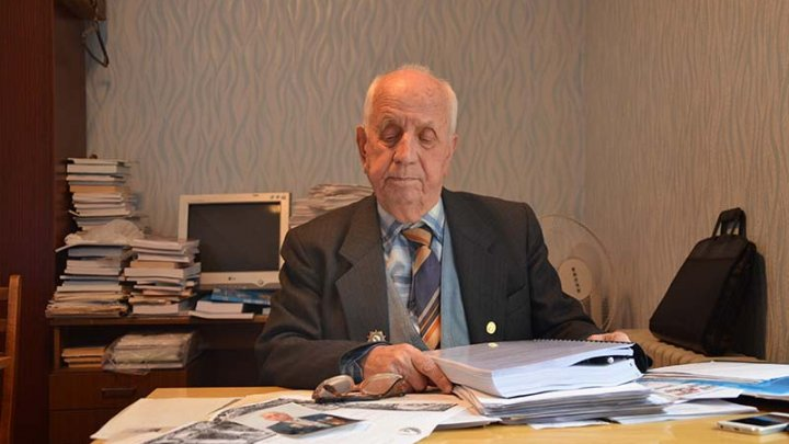 Primul director al televiziunii naţionale, academicianul Andrei Timuş, s-a stins din viaţă