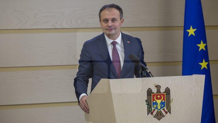 Andrian Candu: Când vorbim despre viitorul Republicii Moldova apar amenințări că vine iarna