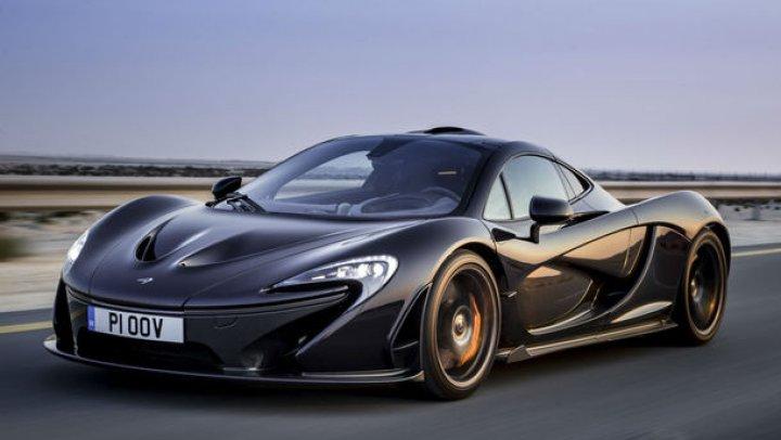 McLaren pregătește o serie de modele cu propulsie hibridă și tehnologii autonome